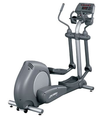 Life fitness 91Xi Elliptical Elliptical Certified Pre-Owned