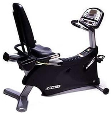 Cybex 530r Recumbent Bike Certified Pre-Owned