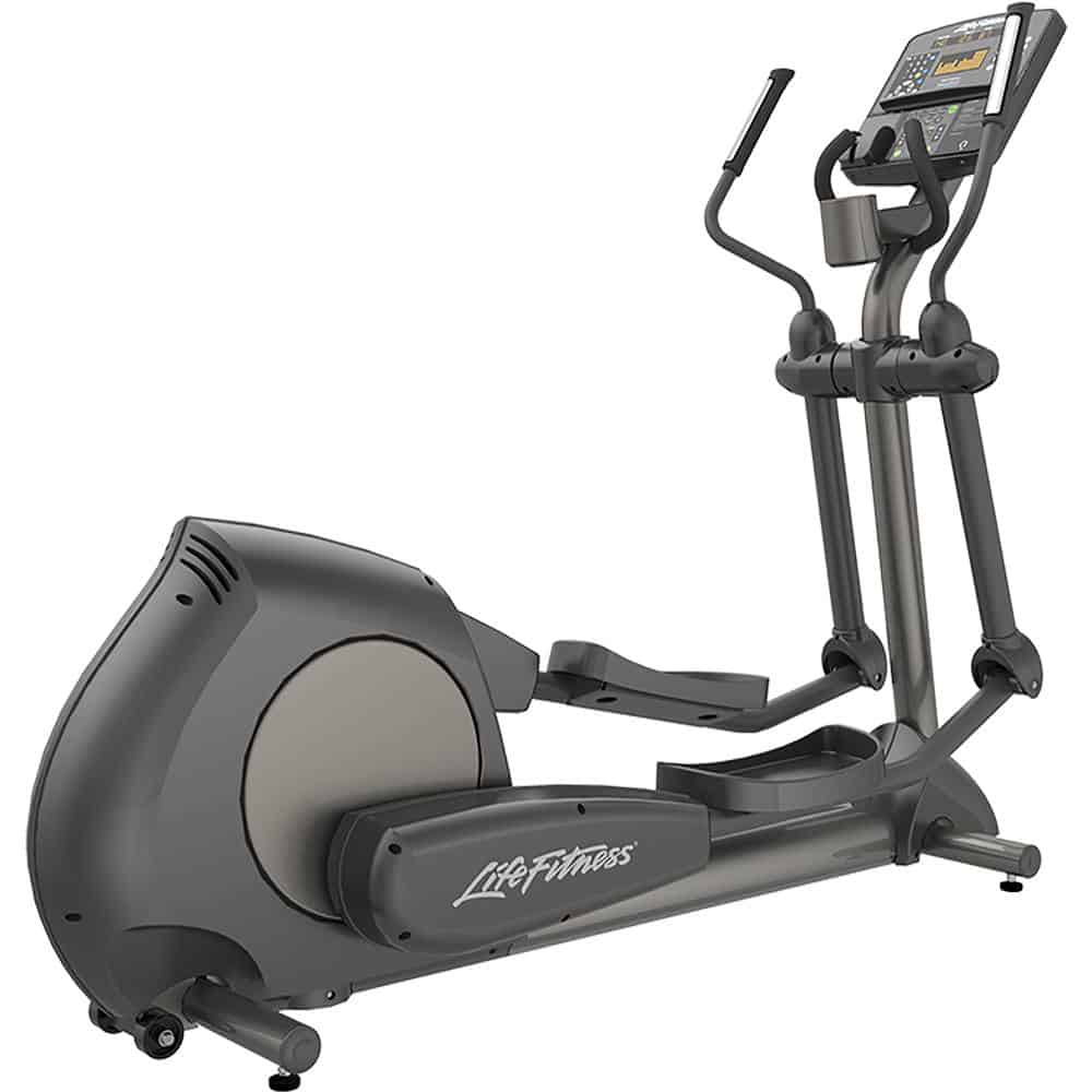 Life Fitness Clsx Integrity Series Elliptical Cross-Trainer Certified Pre-Owned