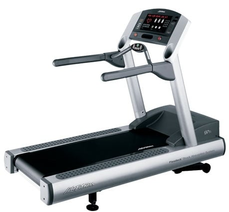 Life Fitness 97ti Treadmill Certified Pre-Owned