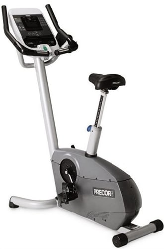 Precor 846i Experience Upright Bike Certified Pre-Owned