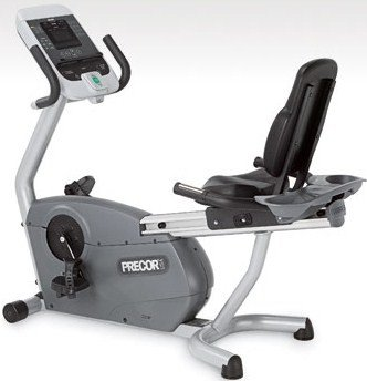 Precor 846i Experience Recumbent Bike Certified Pre-Owned